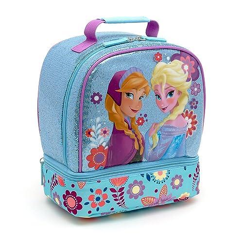 Disney Store - Porta Alimentos de Frozen: Amazon.es: Zapatos y complementos