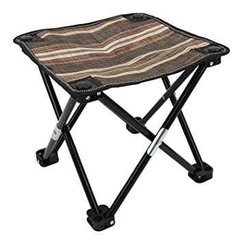 Fine Jm Outdoor Mini Folding Chair Portable Stool For Camping Fishing Party Bbq Travel Hiking Beach Garden 600D Oxford Waterproof Cloth Folding Lightweight Evergreenethics Interior Chair Design Evergreenethicsorg