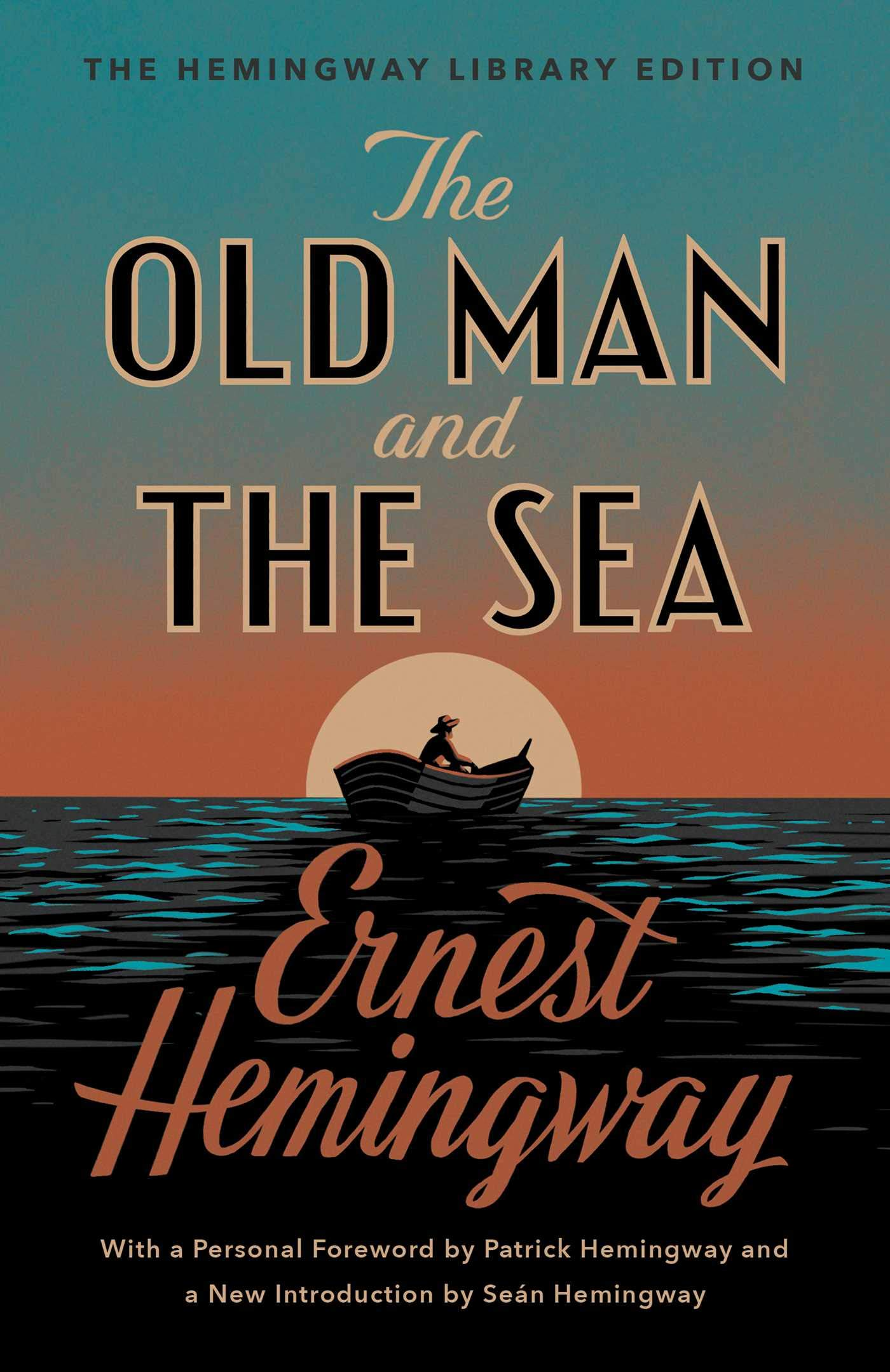 The Old Man and the Sea: The Hemingway Library Edition: Hemingway, Ernest: 9781476787848: Amazon.com: Books