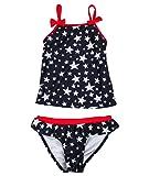 DUSISHIDAN Toddler Girls' Bikini Tankini