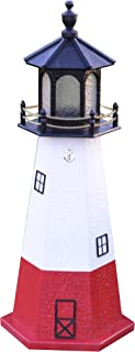 product image for 4 Ft Deluxe LighthousesReplicated USA Lighthouses - Vermillion, OH