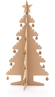 Kid Eco 3D Christmas Tree Brown
