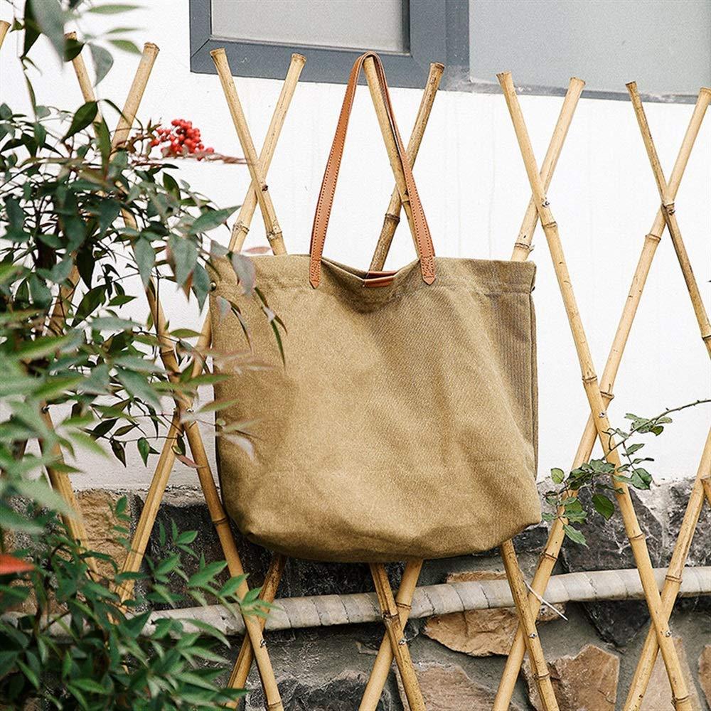 Monfs Home Umhängetasche Weibliche Canvas Umhängetasche Einfache Datei Shopping Handtasche Handtasche Handtasche B07PNK3PVX Damenhandtaschen Rich-pünktliche Lieferung 03e7f2