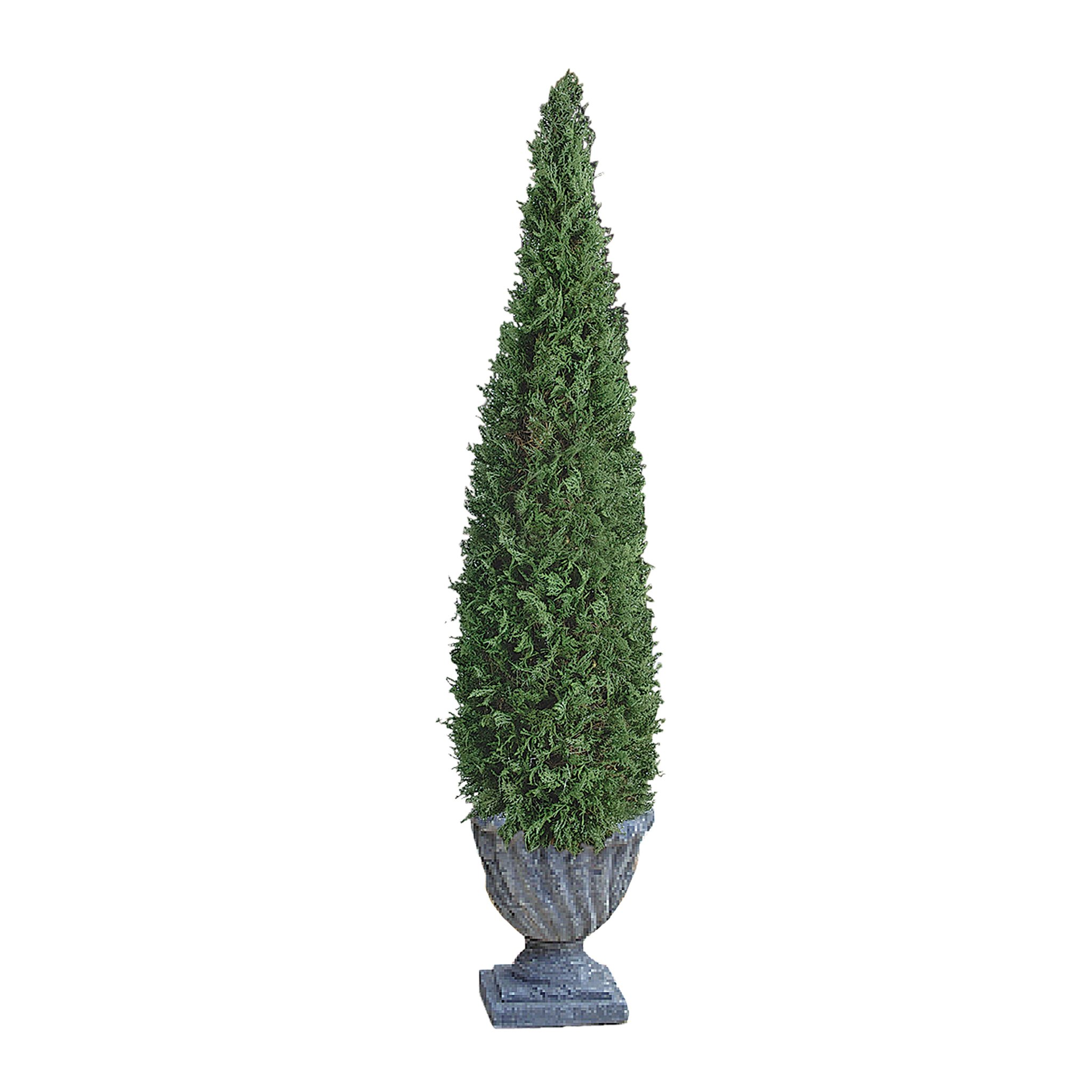 Design Toscano The Topiary Tree Collection Large Cone, Multicolored