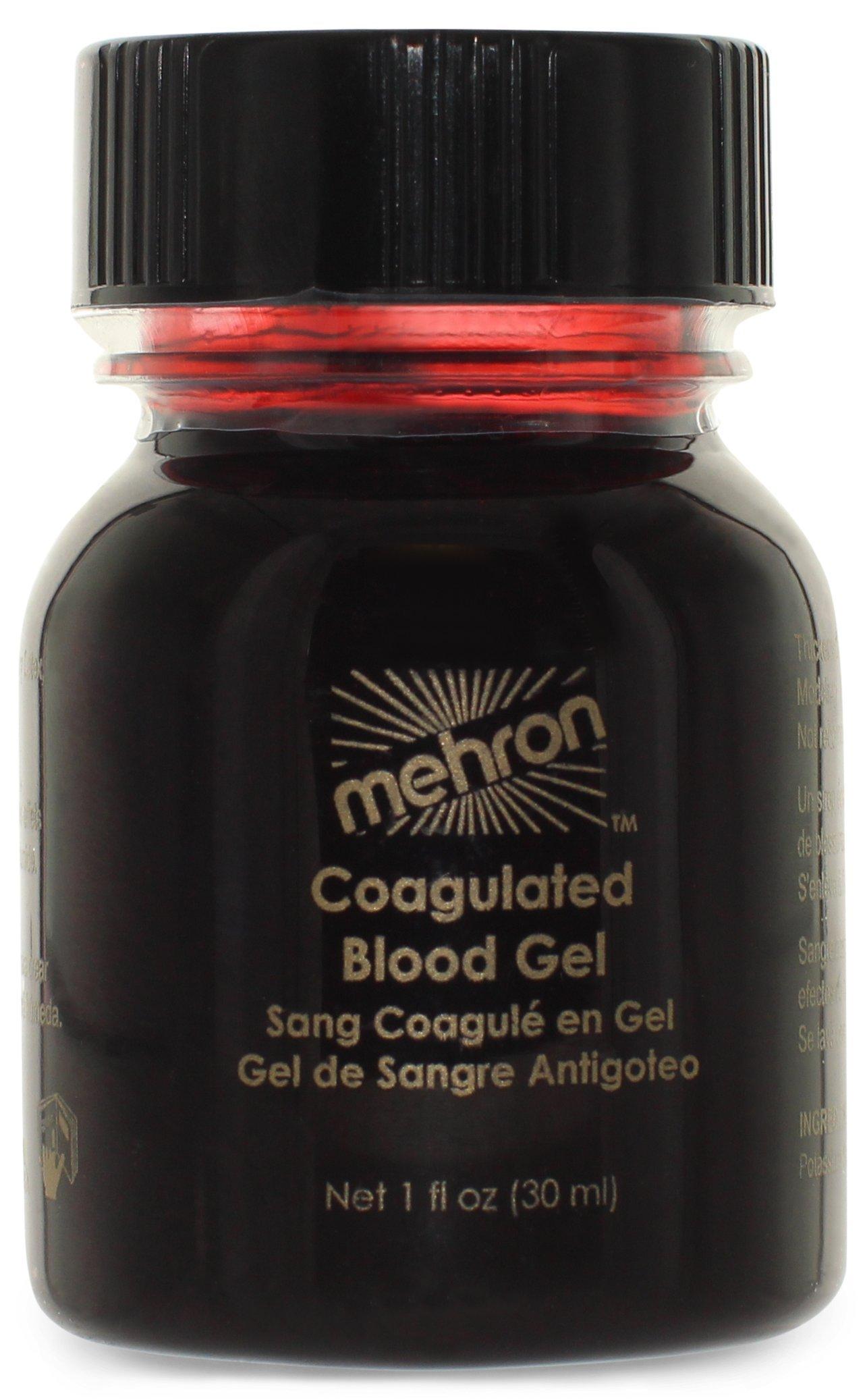 Amazon.com : Mehron Dark Venous Stage Blood #152, 4.5 Ounce : Beauty