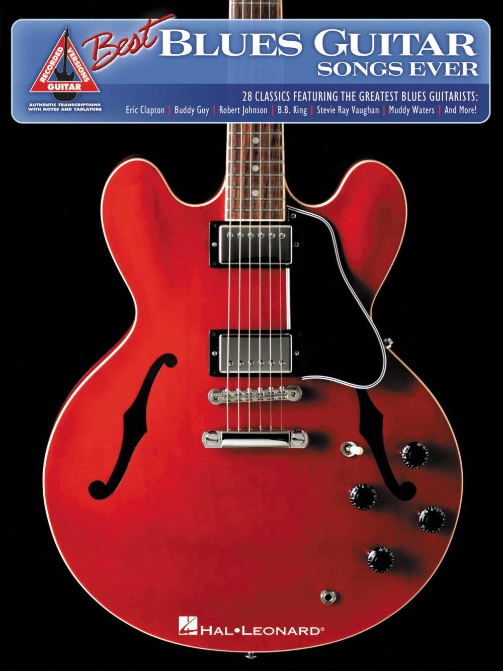 Amazon com: Hal Leonard The Best Blues Guitar Songs Ever