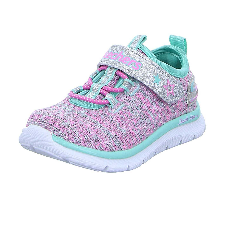 Sweetie Sneaker Cordones Skecherskinder Niñas Sparkle Zapatos Con uPXZkiO