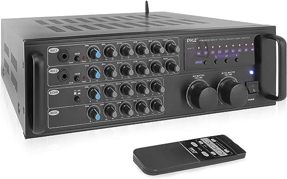 Pro 1000-Watt Portable Mixer PMXAKB1000