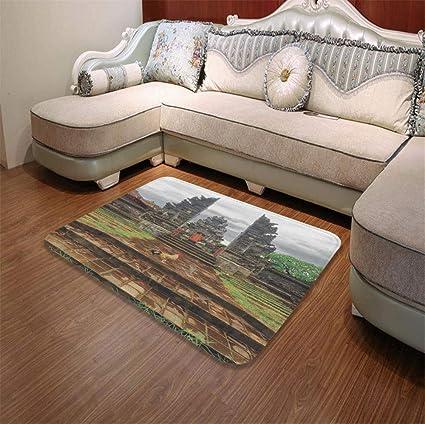 Amazon Com Modern Carpet Balinese Decor For Living Room