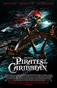 "Posters USA - Disney Classics Pirate of the Carribean Poster GLOSSY FINISH - DISN119 (24"" x 36"" (61cm x 91.5cm))"