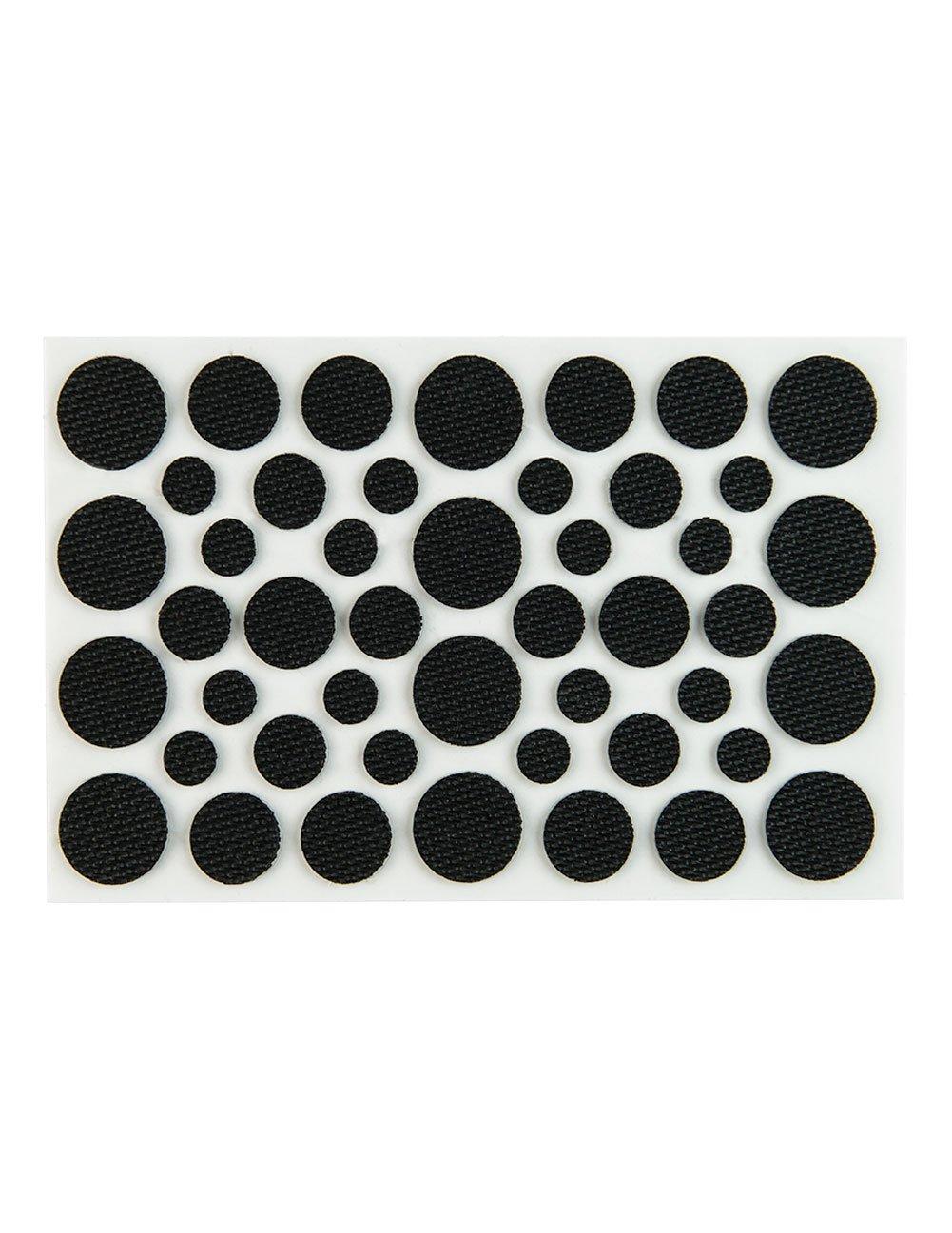Light Duty Non Slip Rubber Protector Pads - 10 Sheets (46 Pcs/sheet)