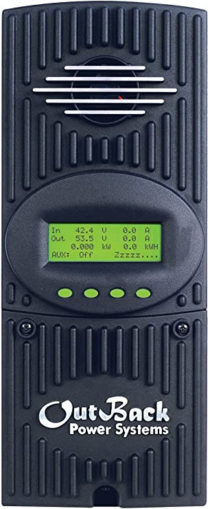 Amazon.com: OutBack Power FM60-150VDC FLEXMax 60 Charge Controller:  Automotive