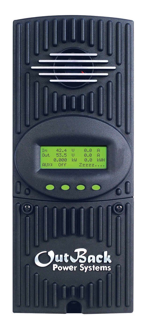 OutBack Power FM60-150VDC FLEXMax 60 Charge Controller by Outback Power