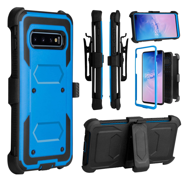 Amazon.com: Venoro Galaxy S10 Plus Funda, Heavy Duty ...