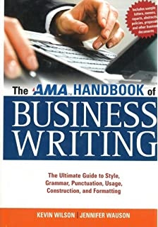 The ama handbook of business letters jeffrey seglin edward coleman the ama handbook of business writing the ultimate guide to style grammar punctuation fandeluxe Choice Image