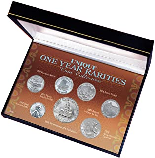 product image for American Coin Treasures Unique One Year Rarities