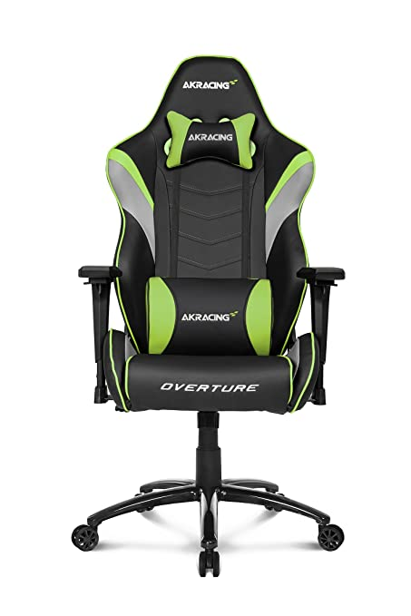 AKRacing Overture Series Super-Premium Gaming Chair with High Backrest Recliner Swivel  sc 1 st  Amazon.com & Amazon.com: AKRacing Overture Series Super-Premium Gaming Chair with ...