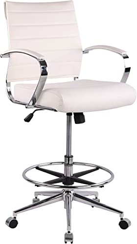 EdgeMod Tremaine Drafting Chair - the best office desk chair for the money