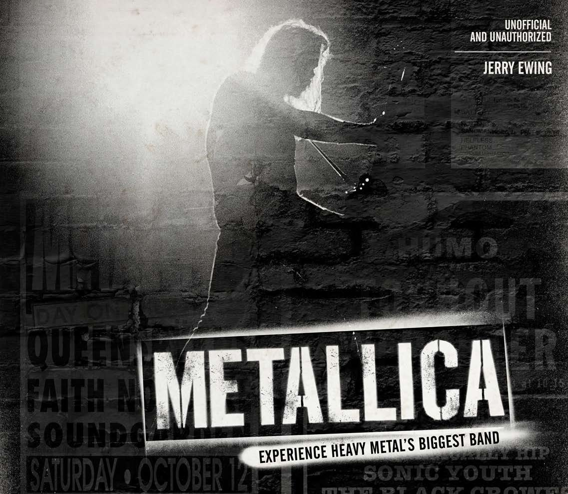 Download Metallica: The Story of Heavy Metal's Biggest Band pdf