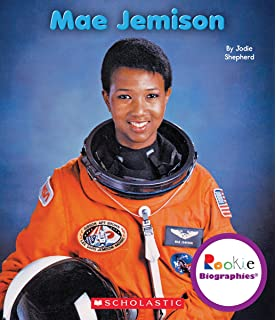 mae jemison astronaut biography kids