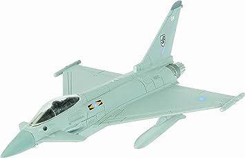 Corgi - Avión de Juguete Die Cast Eurofighter Typhoon (Hornby CCS90599): Amazon.es: Juguetes y juegos