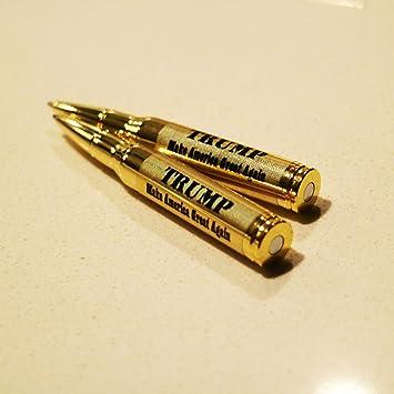 Caliber Gourmet Ballpoint pen w/Glassbreaker - Gold