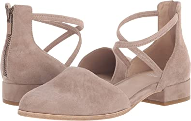 5e699d1f3a0 Eileen Fisher Women s Lyton Earth Suede 5 B US B ...