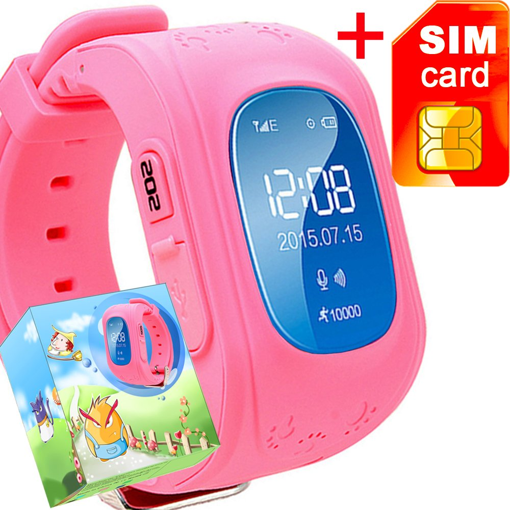 amazon kids smart watch