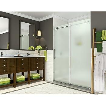 Sterling 581075 59s G03 Meritor Frameless Sliding Shower Door With