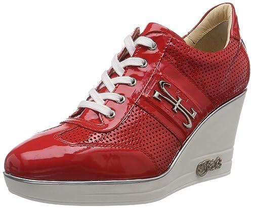 Rosso 38Amazon Zeppa Eu Borse Sneaker Fabi E itScarpe cAjL5RS34q