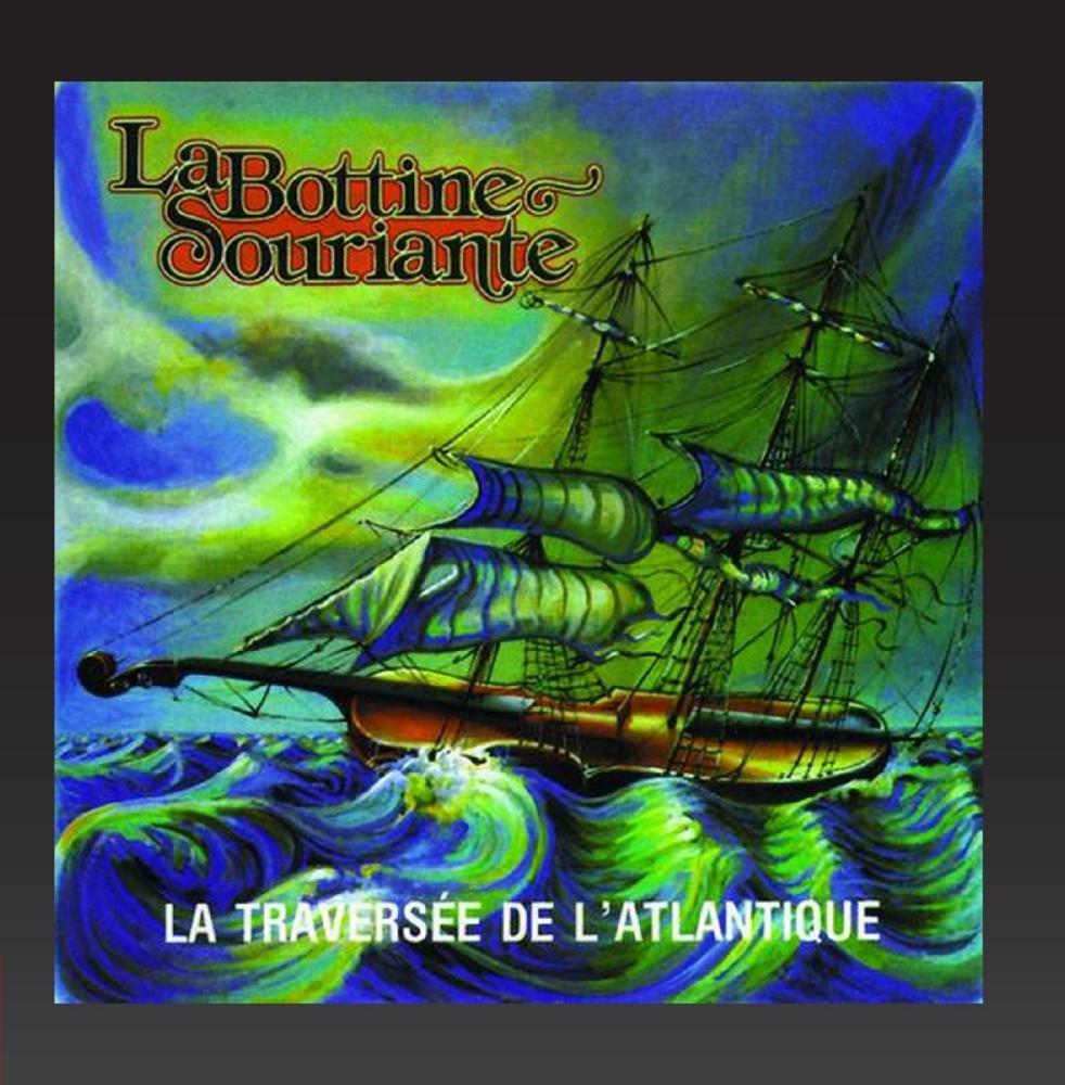 La traversée de l'Atlantique by Les Productions Mille-Pattes