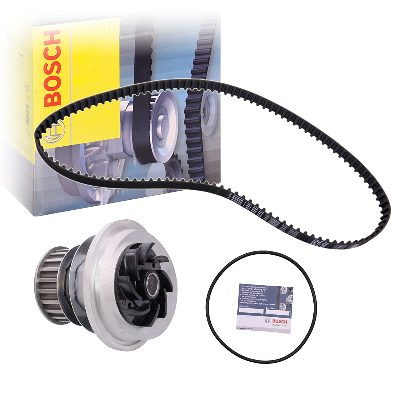 Bosch 1987948737 Bomba de agua con dientes Correa de distribución: Amazon.es: Coche y moto