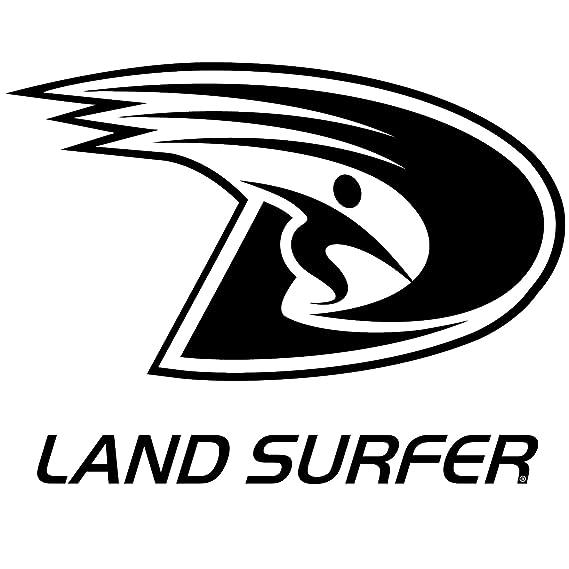 Land Surfer Pro Patinete para Trucos Y Saltos