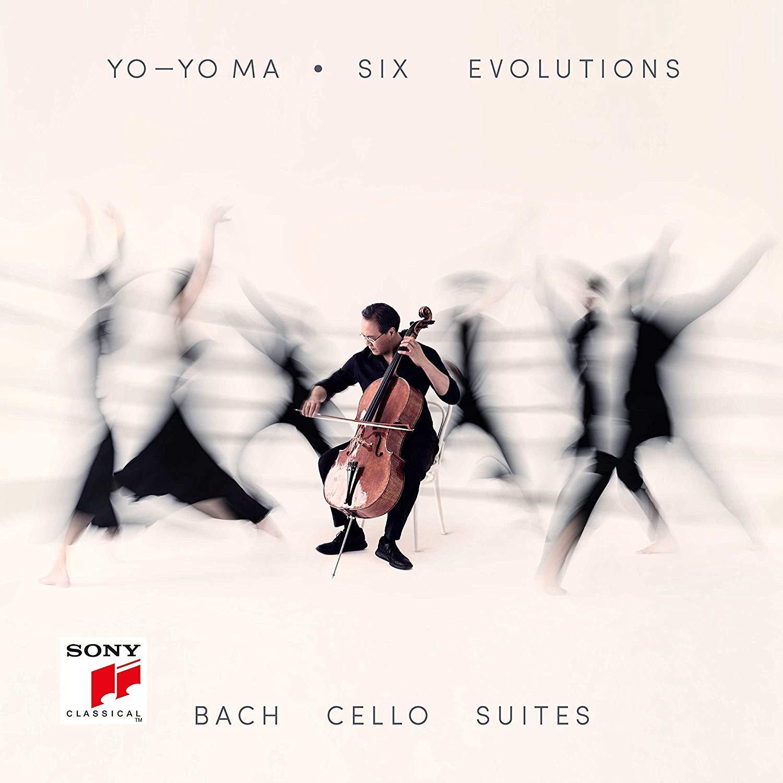 Vinilo : Yo-Yo Ma - Six Evolutions - Bach: Cello Suites (180 Gram Vinyl, Gatefold LP Jacket, Download Insert, 3PC)