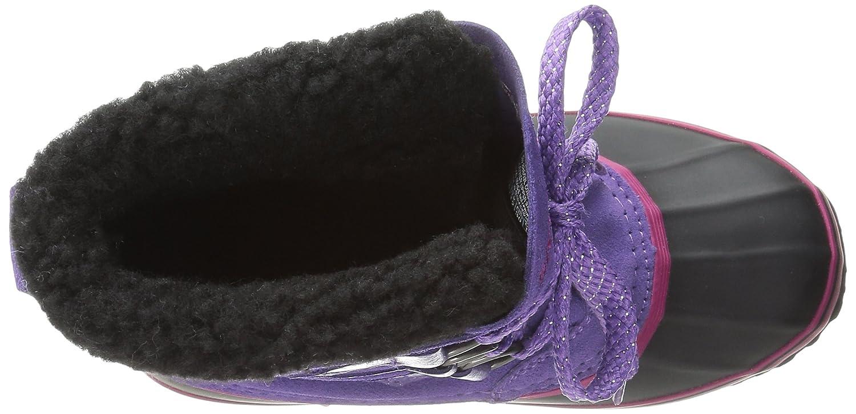 Skechers Kids Lil Blizzards Purple Rain Cold Weather Boot 88604L Little Kid//Big Kid