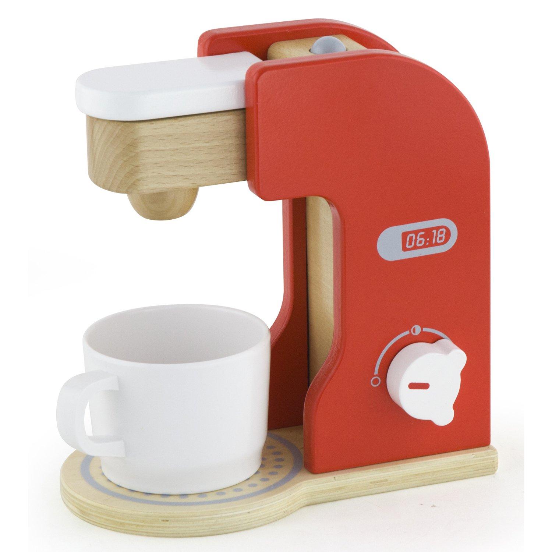 Kaffeemaschine Holz - Viga Toys Spielzeug Kaffeemaschine