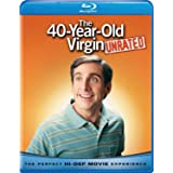 The 40-Year-Old Virgin (Unrated) [Blu-ray]