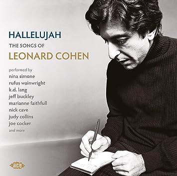 197b7ed5b10ce Various Artists - Hallelujah - The Songs Of Leonard Cohen - Amazon.com Music
