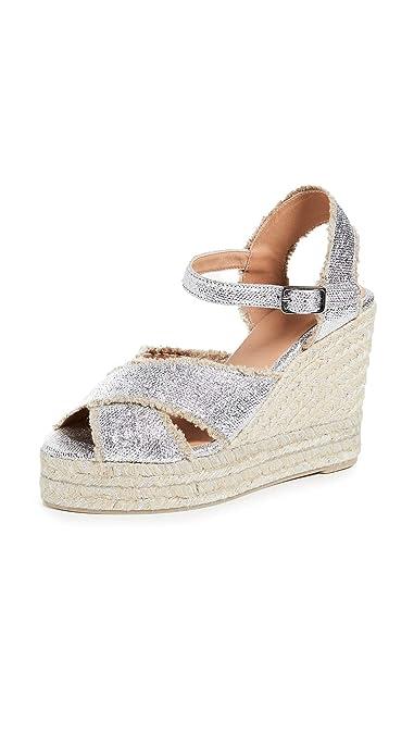bf1649c7a90 Amazon.com | Castaner Women's Bromelia Wedge Espadrilles | Shoes