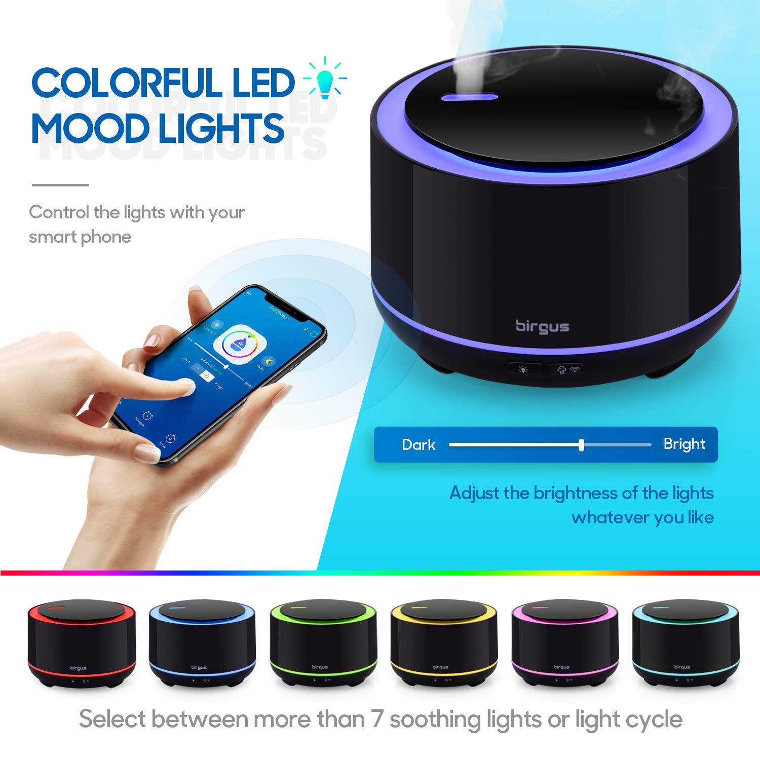 Free Amazon Promo Code 2020 for Smart Wifi Enabled Essential Oil Diffuser