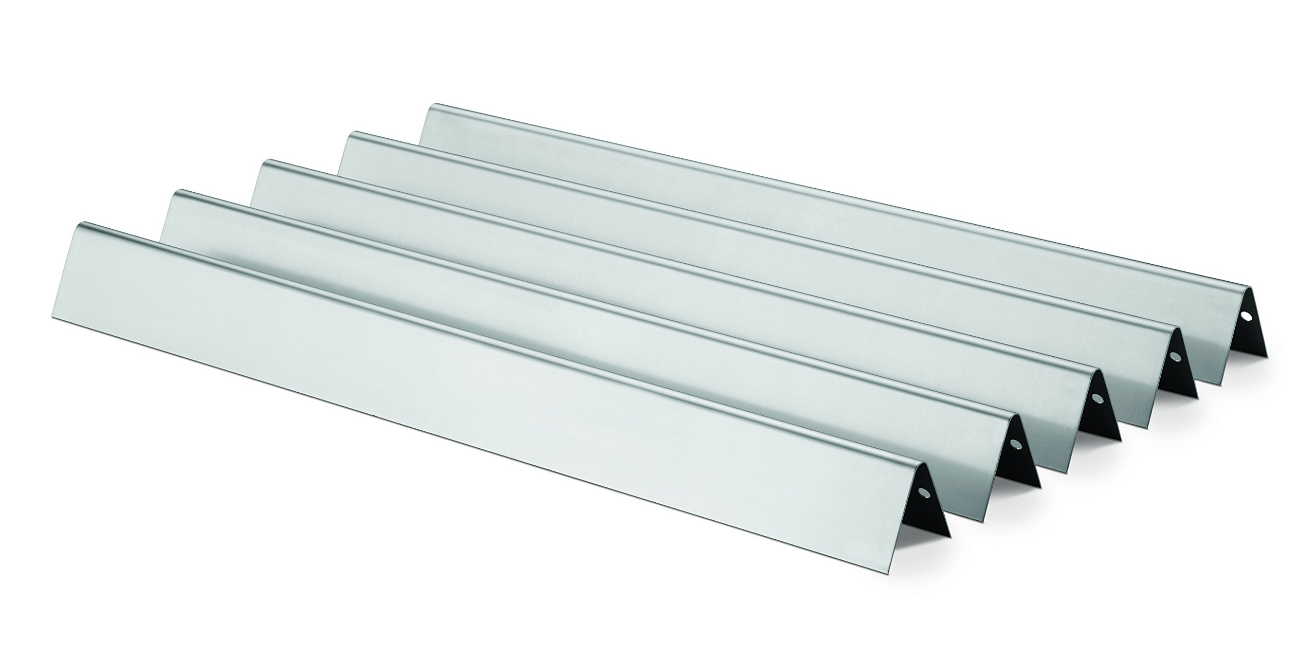 Weber 7540 Stainless Steel Flavorizer Bars (24.5 x 2.375 x 2.375) by Weber (Image #2)
