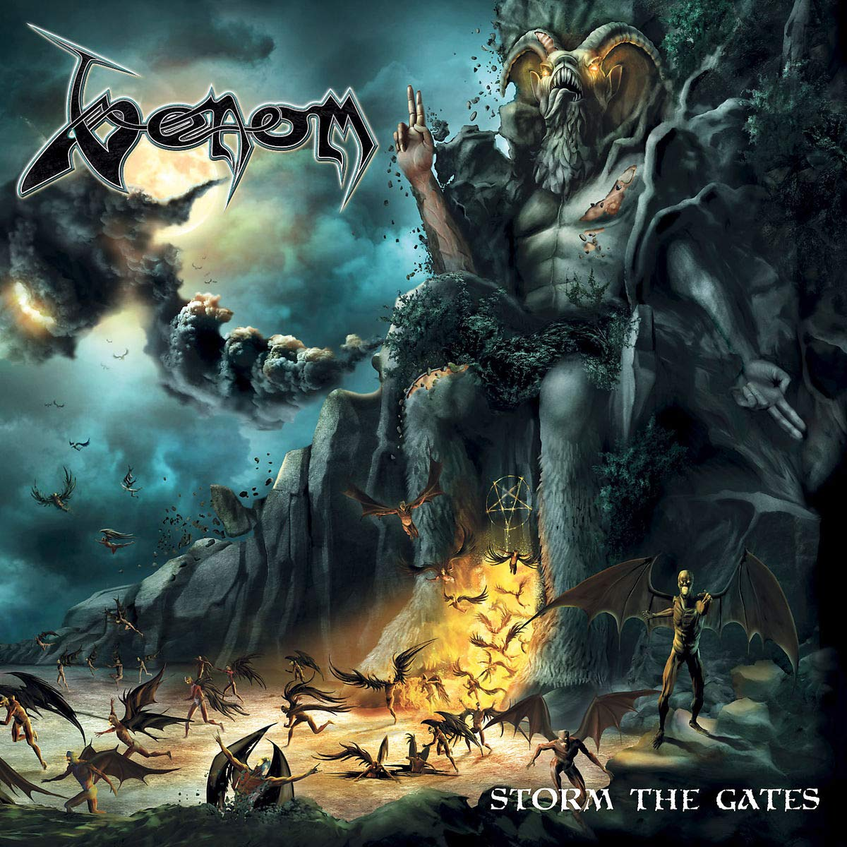 Vinilo : Venom - Storm The Gates (LP Vinyl)
