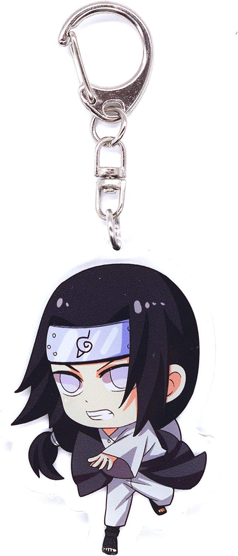 Anime Domain Llavero de Naruto Hyuga Neji