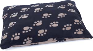 Petface 16017 Archies Mattress Dog Bed, Black Large