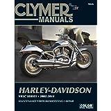 Clymer Repair Manual for Harley V-Rod VRSC 02-07