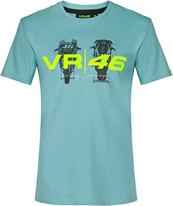 VR46 Colección Lifestyle Camiseta Hombre