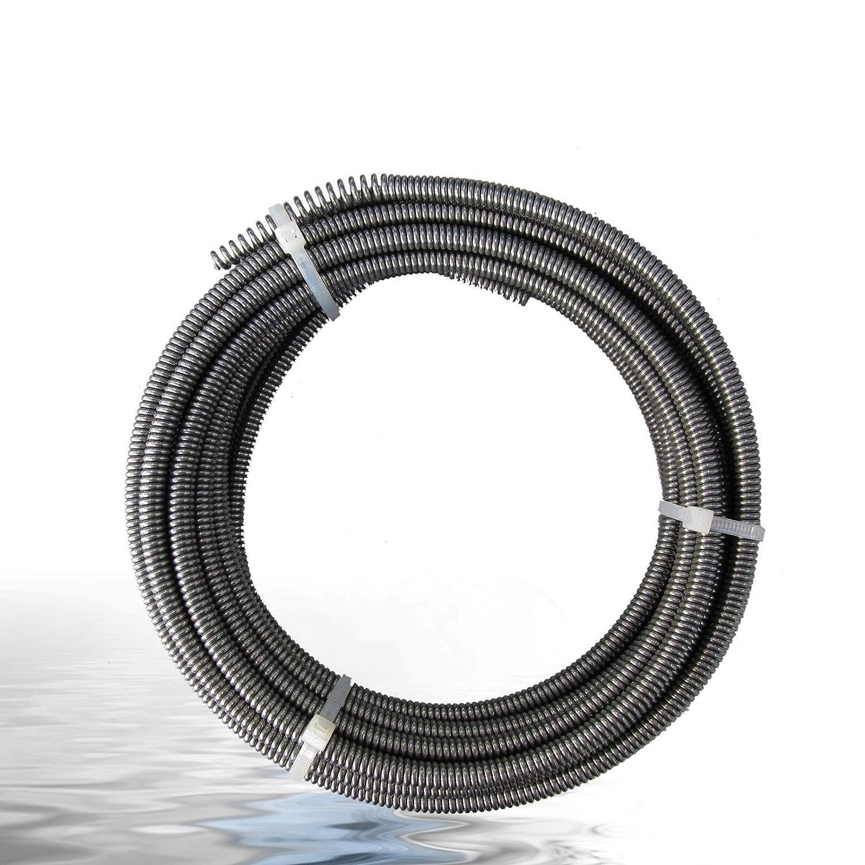 ESPIRAL limpieza de Tubos 8mm x 7, 5 METRO LONGITUD G. Drexl GmbH & Co. KG