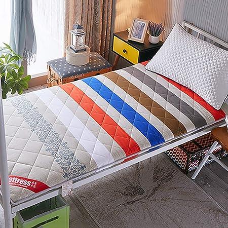 ZXYY Espesar Tatami Floor Mat Colchoneta Japonesa para Dormir Funda de futón Plegable-A King Size 150x200cm (59x79inch)