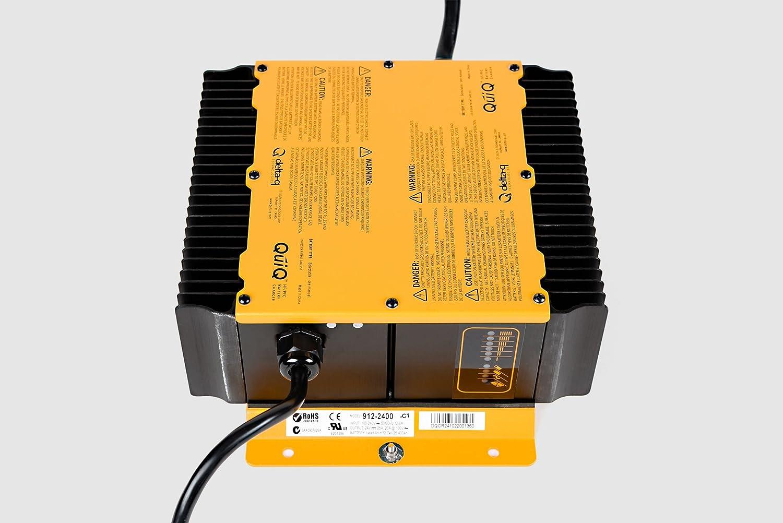 Amazon.com: Delta Q 72 V Cargador de batería para Polaris ...