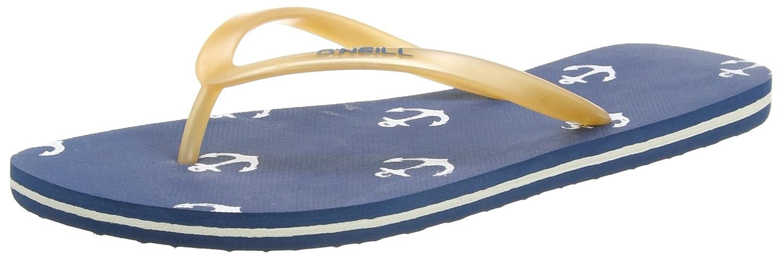 O'Neill FW One Moya One FW Damen Zehentrenner Blau (Blau Aop 5900) e03f46